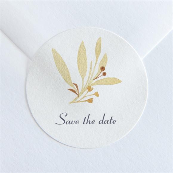 Sticker mariage Nature et Lumière réf.N360113