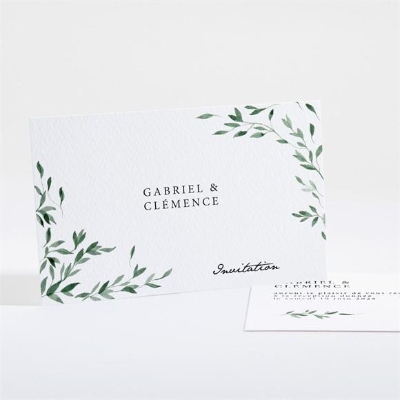 Carton d'invitation mariage So chic réf.N161157