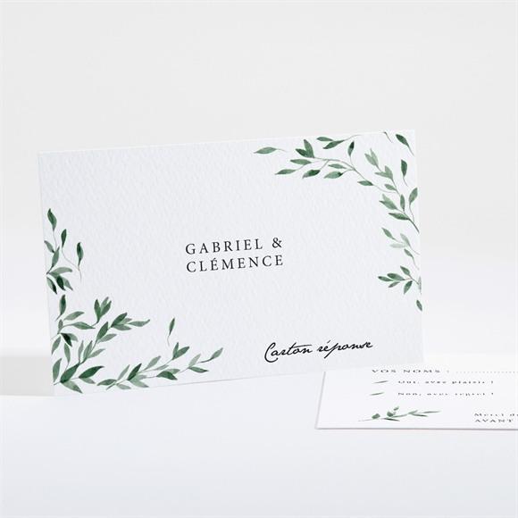 Carton réponse mariage So chic réf.N161158