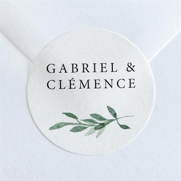 Sticker mariage So chic réf.N360131