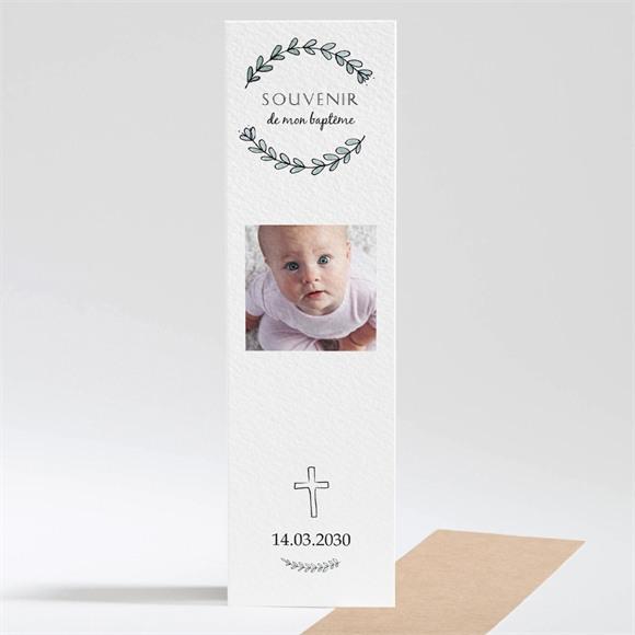 Signet baptême Petit Programme réf.N201222