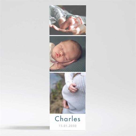 Faire-part naissance Petits portraits réf.N200336
