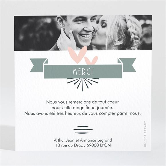 Remerciement mariage Petit Pele Mele réf.N3001655