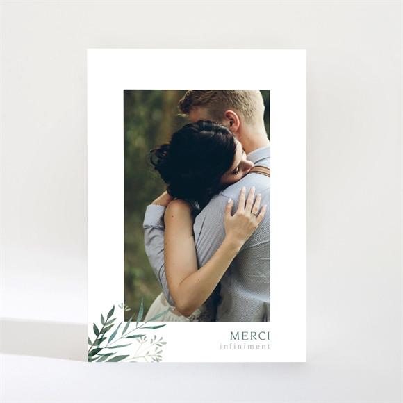 Remerciement mariage Douceur du pinceau Magnet réf.N21025