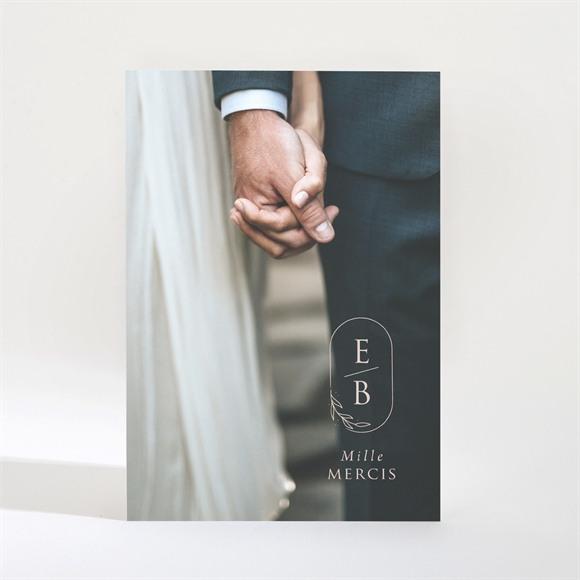 Remerciement mariage Sous le saule Magnet réf.N21026