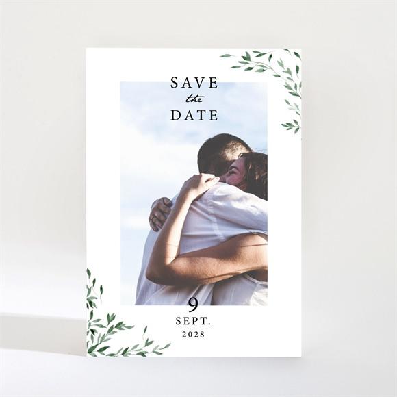 Save the Date mariage A l'ombre de l'olivier Magnet réf.N21030