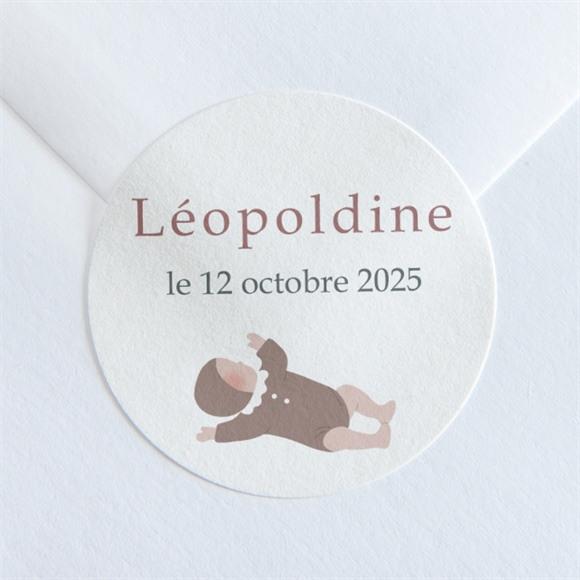 Sticker naissance Grande Soeur réf.N360143