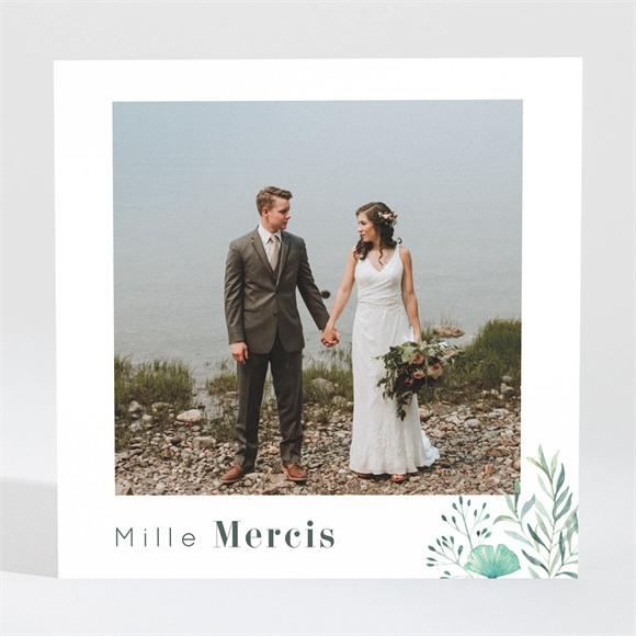 Remerciement mariage Let our Love grow ! réf.N3001682