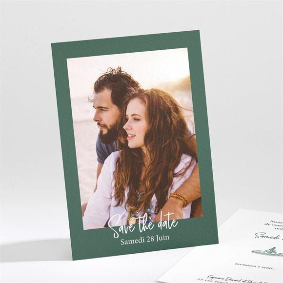 Save the Date mariage Trésor en médaillon réf.N211318