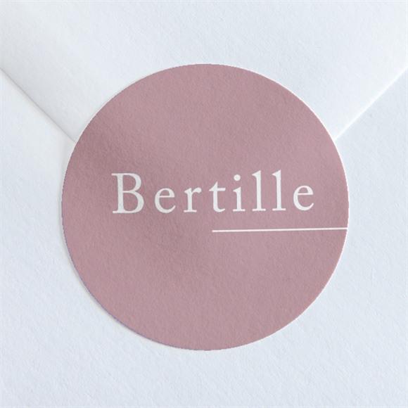 Sticker naissance Cultivons notre Bonheur réf.N360169