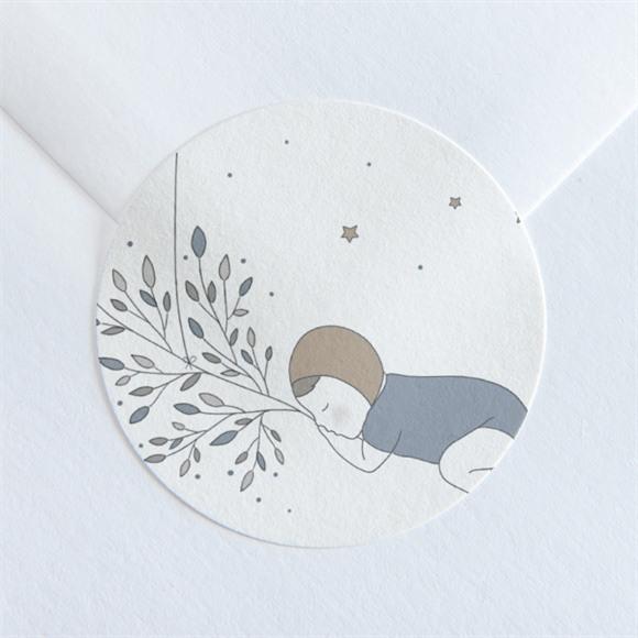 Sticker naissance Songe et douceur réf.N360179