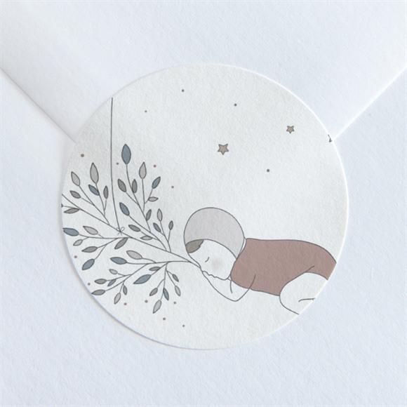 Sticker naissance Petit Clin d'oeil réf.N360184