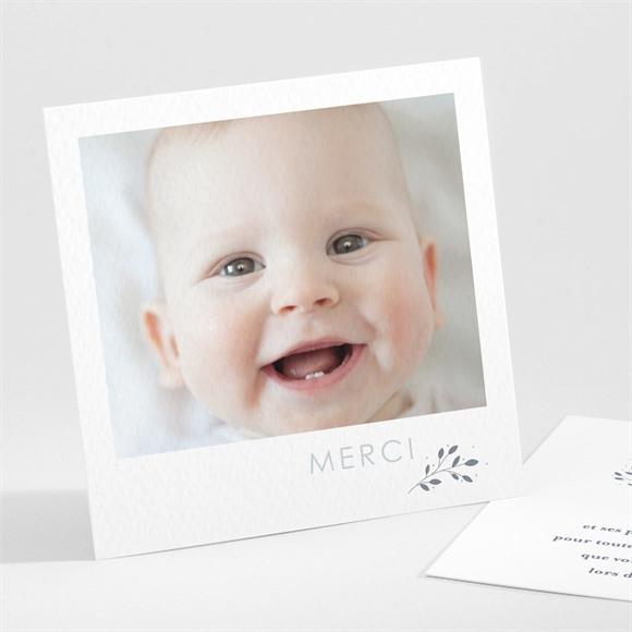 Remerciement naissance Mes Petits Souliers réf.N301287