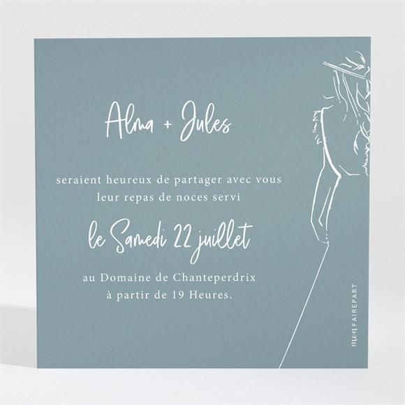 Carton d'invitation mariage Let our Love grow réf.N3001691
