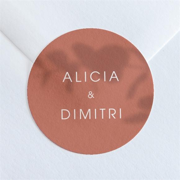 Sticker mariage Coming Soon réf.N360180