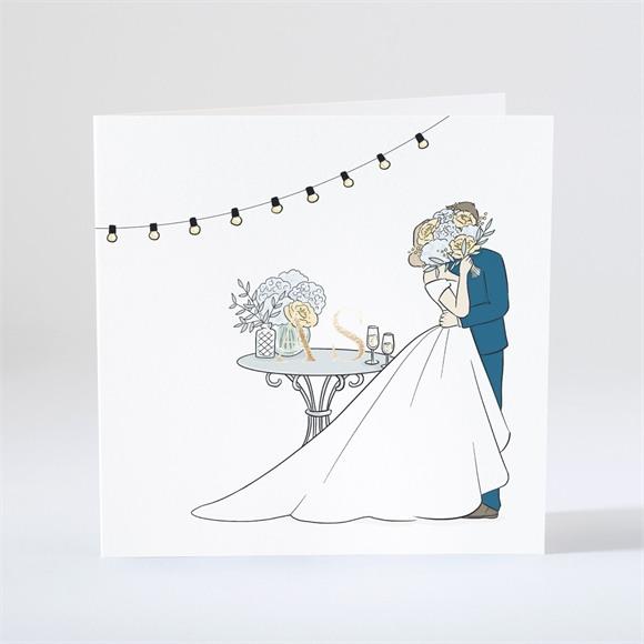 Faire-part mariage Intimes réf.N46161