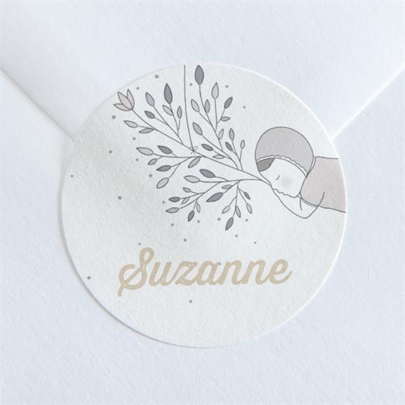 Sticker naissance Ma Petite Sieste réf.N360188
