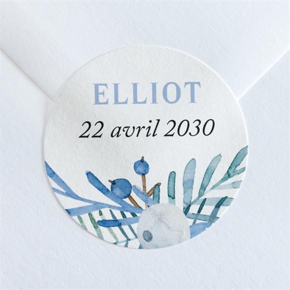 Sticker naissance Petites Nuances réf.N360195
