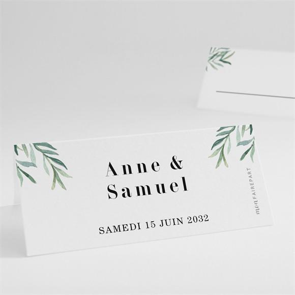 Marque-place mariage A la Folie ! réf.N440780
