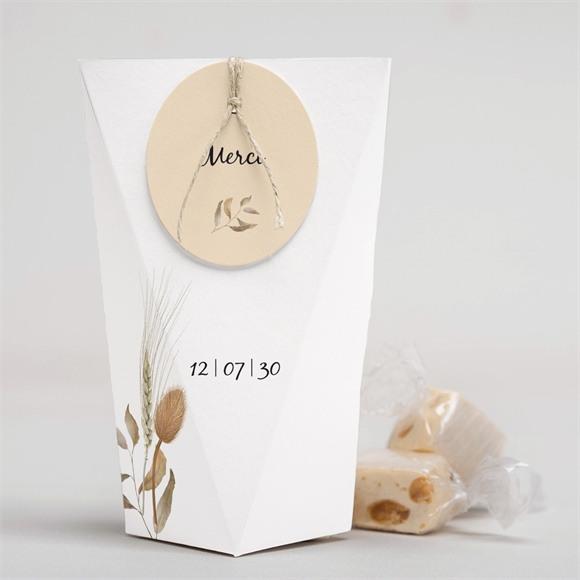Boîte surprise mariage Notre Bouquet d'Automne réf.N52041