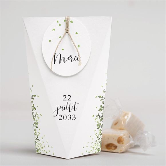Boîte surprise mariage Fusion Champêtre réf.N52047