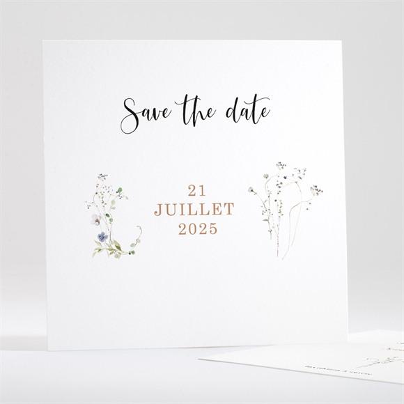 Save the Date mariage Complicité réf.N351197