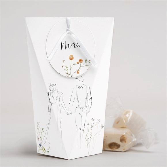 Boîte surprise mariage Complicité réf.N52052