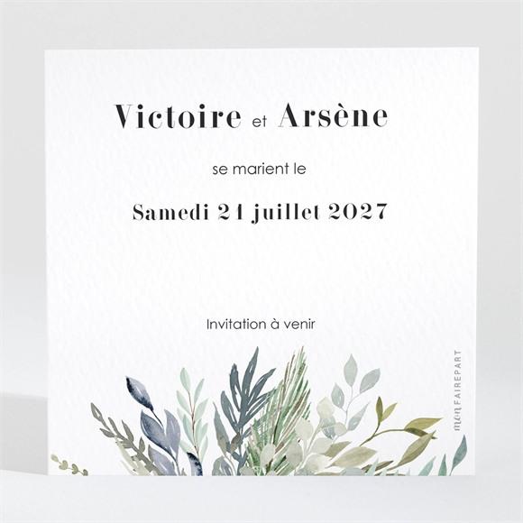 Save the Date mariage Délicatesse d'Aquarelle réf.N3001734
